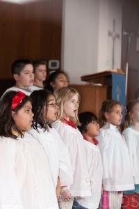 Zion children's choir #2