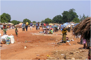 Central African Republic prayers
