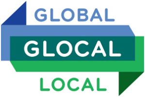 Global Glocal Local logo