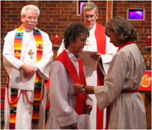 ordination of women 1