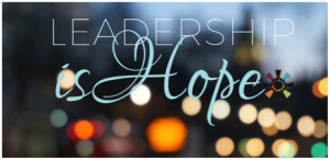Leadership is Hope