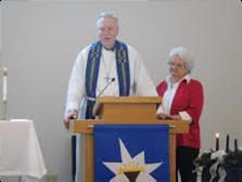 Pastor Paul Geye