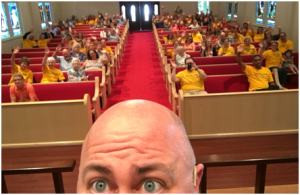 chris-markert-selfie-and-congregation