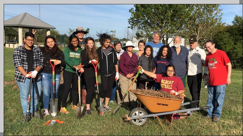 Interfaith Environmental Stewardship event