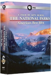 National Parks DVD set