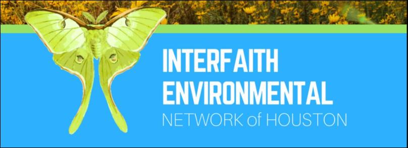 Interfaith Environmental Network of Houston logo