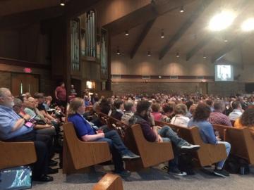 synod assembly at Kinsmen 2019